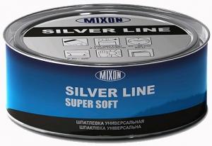 Купить Шпатлёвка универсальная MIXON SILVER LINE SUPER SOFT, 1,7 кг - Vait.ua
