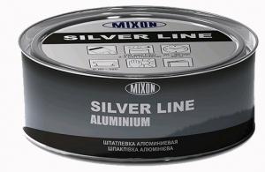 Купить Шпатлёвка алюминиевая MIXON SILVER LINE ALUMINIUM, 1,8 кг - Vait.ua