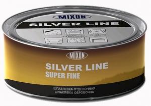 Купить Шпатлёвка отделочная MIXON SILVER LINE MIXON SUPER FINE, 1,8 кг - Vait.ua