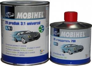 Купить MOBIHEL 2K грунтовка 3:1 универсальная low VOC (0,75л) + отвердитель 700 (0,25л), серая - Vait.ua