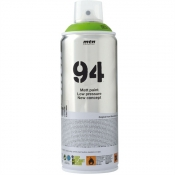 "Аэрозольная краска ""MTN LAKIER 94"" Montana (для граффити), 400 мл"