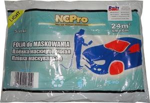 Купить Пленка маскировочная полиэтиленовая (Light ) NCPro прозрачная, 4 х 6м - Vait.ua