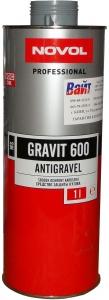 Купить 37811 Антигравийное покрытие MS - Novol GRAVIT 600 серое, 1кг - Vait.ua