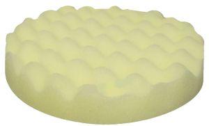 Купить Полировальный круг Corcos со структурной поверхностью W8 B1, жесткий, белый, d 200х40мм  - Vait.ua