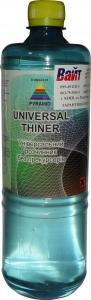 Купить Растворитель универсальный PYRAMID UNIVERSAL THINNER, 1 л  - Vait.ua