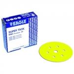 Диск абразивный KOVAX EAGLE PREMIUM, D152mm, 15 отверстий, P400