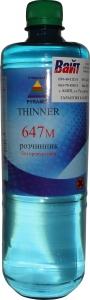 Купить Растворитель 647 PYRAMID без прекурсоров, 1л - Vait.ua