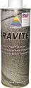 Антигравийное текстурное покрытие PYRAMID GRAVITEX 1л, белое