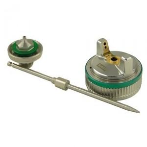 Купить Ремкомплект для краскопульта SATA 4000 HVLP, d 1,4 (дюза, игла и воздушная голова) - Vait.ua