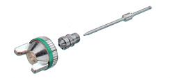 Купить Ремкомплект для краскопульта SATA KLC HVLP дюза 1,9 (дюза, игла и воздушная голова) - Vait.ua
