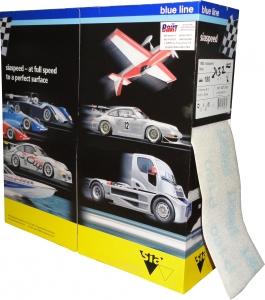 Купить Абразивная бумага в рулоне на поролоне без перфорации 1950 siaspeed siasoft 115мм x 25м, P180 - Vait.ua