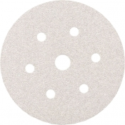 Абразивный диск для сухой шлифовки SMIRDEX White Dry (серия 510), диаметр 150 мм, Р40