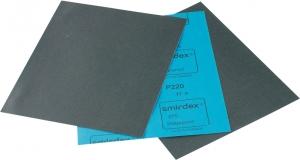 Купить Абразивный лист для мокрой шлифовки SMIRDEX WATERPROOF (серия 270) 230мм х 280мм, Р2000 - Vait.ua
