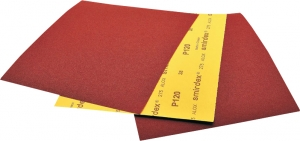 Купить Абразивный лист для мокрой и сухой шлифовки SMIRDEX (серия 275) 230 х 280 мм, Р180 - Vait.ua