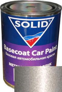 """Купить MB 744 Базовое покрытие """"металлик"""" Solid """"Mercedes 744 Brilliant Silber"""", 0,8л - Vait.ua"""