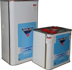 Купить Лак MS Solid Top Clear (5л) + отвердитель (2,5л) - Vait.ua