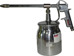 Купить SA-1032 Пистолет для промывки двигателя (мовильница) SUMAKE пневматический, 700мл - Vait.ua