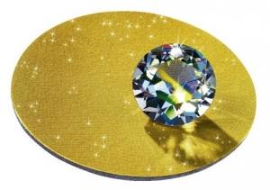 Купить Круг SIACARAT (абразив-алмаз + сетка + губка) d150мм, Р1000 - Vait.ua