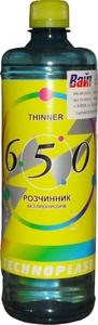 Купить Растворитель 650 TECHNOPLAST без прекурсоров, 1л - Vait.ua