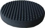 Рельефный поролоновый диск Mirka POLISHING PAD Ø 150мм, черный, мягкий
