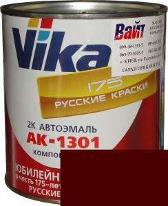 """Купить 140 Акриловая автоэмаль Vika АК-1301 """"Яшма"""" (0,85кг) в комплекте со стандартным отвердителем 1301 (0,21кг) - Vait.ua"""
