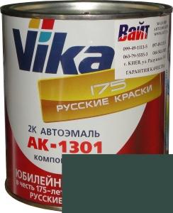 """Купить 353 Акриловая автоэмаль Vika АК-1301 """"Бальзам"""" (0,85кг) в комплекте со стандартным отвердителем 1301 (0,21кг) - Vait.ua"""