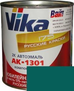 """Купить 417 Акриловая автоэмаль Vika АК-1301 """"Пицунда"""" (0,85кг) в комплекте со стандартным отвердителем 1301 (0,21кг) - Vait.ua"""