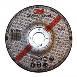 Купить 63985 Зачистной диск 3M™ Inox T27, 180 x 6,8 x 22,2 мм - Vait.ua