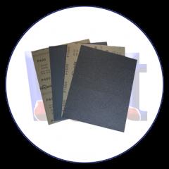Абразивная водостойкая бумага для шлифовки с водой (