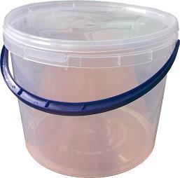 Купить Тара пластиковая с крышкой, 5,5 л - Vait.ua