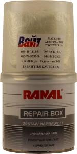 Купить Ремонтный комплект Ranal, смола + стеклоткань, 0,25кг - Vait.ua