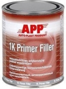 020710 Однокомпонентный грунт заполняющий антикоррозийный APP 1K Primer Filler, 1л