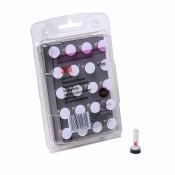02080 Абразивные насадки Trizact для шлифовальной машинки из комплекта 3M™ Perfect-it™ Denibbing, Ø14мм, P1500