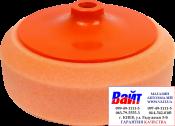024022 Круг полировальный PYRAMID с резьбой М14 универсальный, оранжевый, D150mm