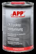 030146 Растворитель эпоксидный APP-2K-Epoksy-Verdünnung-AVN, 1л