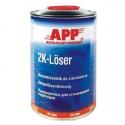 030350 Растворитель акриловый для переходов APP-2K Loser, 1л