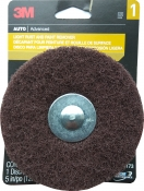 03173 Диск для очистки металла и пластика 3M Light Rust and Paint Remover 130мм 130мм