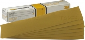 03591 Абразивная полоска 3M Hookit™ 255Р без отверстий, 70мм х 425мм, Р80