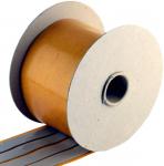 040701 Лента-герметик с каучуковым уплотнителем <APP-Butyltape> серая, 20мм x 2мм x 26м
