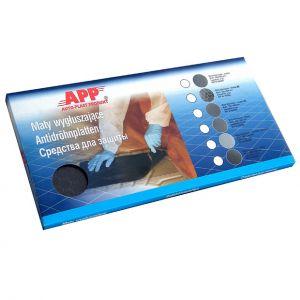 Купить Самоклеящийся битумный звукопоглощающий мат – твердый APP - Vait.ua