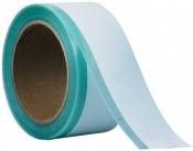 06345 Маскирующая лента для вклейки стекол (отворотный скотч) 3M™ Trim Masking Tape, 50мм х 10м, козырек 5мм