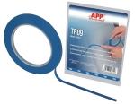 070370 Тонколинейная маскирующая лента APP для разделения цвета , 6мм х 33м