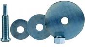 07948 Шпиндель для кругов Scotch-Brite XT и CG, Ø 150мм, 13х25х8мм