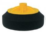 Круг полировальный APP с резьбой M14, мягкий (черный)