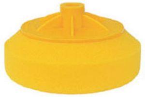 Купить Круг полировальный APP с резьбой M14, универсальный (желтый) - Vait.ua