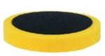 080403 Полировальная губка APP f150 на липучке, 150мм х 2,5см, желтая