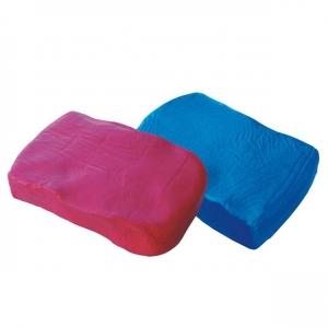 Купить 080802 Пластичная масса для чистки окрашенных поверхностей APP PLASTELINA, агрессивная, красная, 200г - Vait.ua