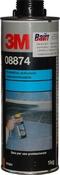 08874 Антигравийное текстурное покрытие окрашиваемое 1л, серое