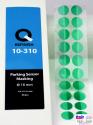 10-310-1860, Q-Refinish, Маскировочный диски для парктроников, D 18мм