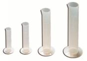Пластиковый цилиндр Corcos для смешивания жидкостей 500мл